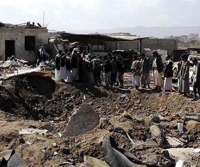 Suudi Arabistan, Yemen'de görme engelliler merkezini vurdu