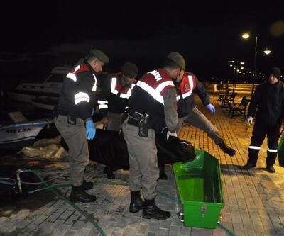 Ayvalık sahilinde 2 ceset bulundu
