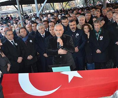Kamer Genç için İstanbul'da cenaze töreni