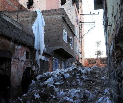 Diyarbakır Sur'da 293 ölümcül nokta