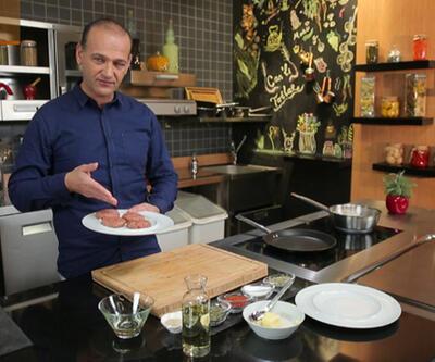 Köfte pişirirken yağ sıçramasının önüne nasıl geçeriz?