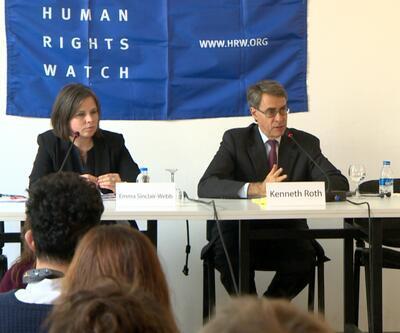 Türkiye ''insan hakları''nda sınıfta kaldı