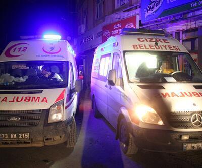 Cizre'de ambulanslar yaralılara ulaşamıyor