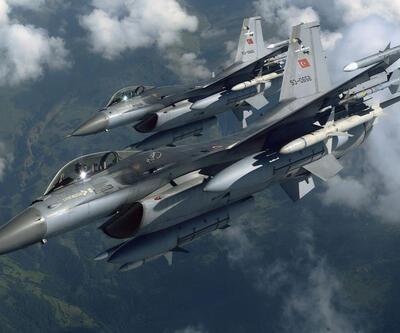 """TSK'nın ana jet üslerinde """"turuncu alarm"""""""