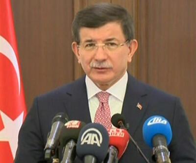 """Davutoğlu: """"Rusya'yı bir kez daha uyarıyoruz"""""""