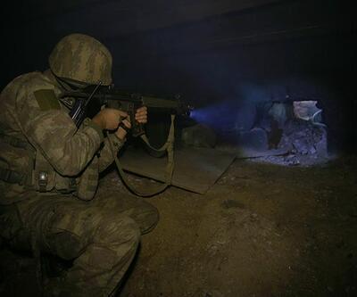 Sur'da 5 asker şehit oldu, İdil'de 2 polis yaralandı