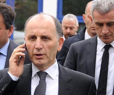 """Muharrem Usta: """"İbrahim Hacıosmanoğlu'nun elinde bir çek olduğu doğru"""""""