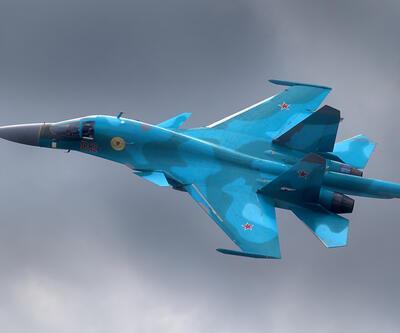 Rusya'dan Suriye'ye takviye savaş uçağı
