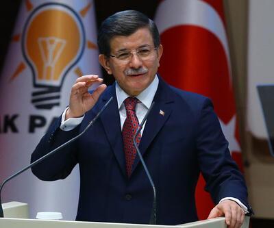 Başbakan Davutoğlu il başkanları toplantısında konuştu