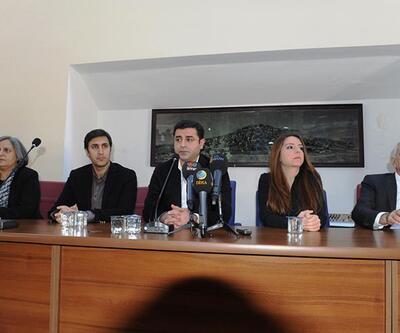 """Demirtaş'tan Cizre uyarısı: """"Köprü yıkılmasına yol açabilir"""""""