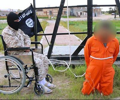 IŞİD'in engelli infazcısı ortaya çıktı