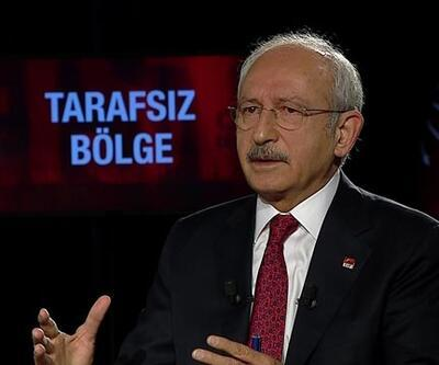 Kemal Kılıçdaroğlu: Sur'a silah depolanırken Emniyet'e 400'ün üstünde ihbar gittiğini biliyorum