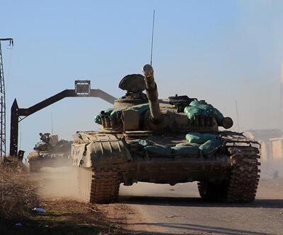 Suriye ordusu Halep'teki muhaliflerin ikmal hattını kestiğini duyurdu