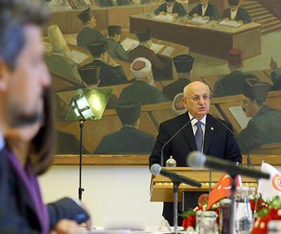 Anayasa Mutabakat Komisyonu toplantısı başladı