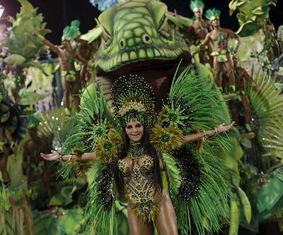 Rio Karnavalı başladı