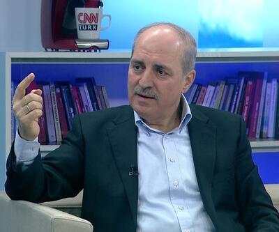 """Numan Kurtulmuş: """"HDP Türkiye demokrasisi için önemlidir"""""""
