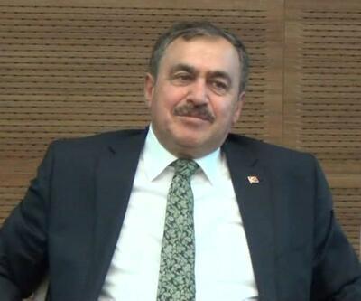 """Bakan Eroğlu: """"Yassıada'da ormanlık alan yok zaten"""""""