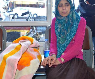 Suriyeli bebek besin yetersizliğinden öldü