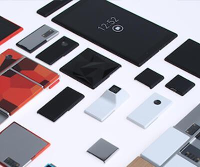 Google Project Ara tablet ile gelebilir!