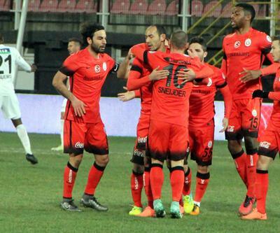 Ziraat Türkiye Kupası'nda avantaj Galatasaray'da