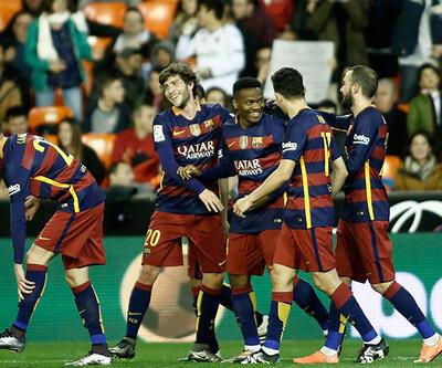Barcelona kupada finalde