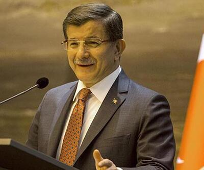 "Davutoğlu'ndan ""PYD'yi vururuz"" mesajı"
