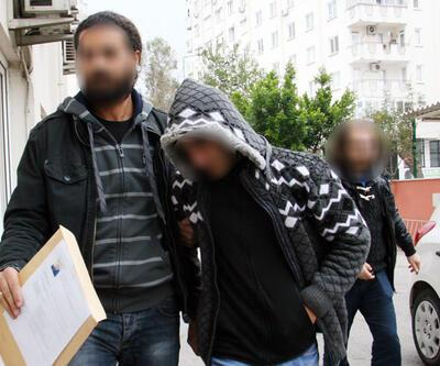 Antalya'da PKK operasyonu: 25 gözaltı