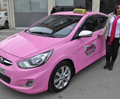 Sosyal medyada ''Pembe Taksi''ye tepki