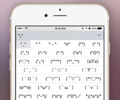 Gizli iPhone klavyesi ortaya çıktı