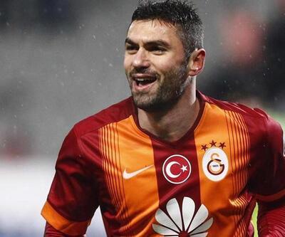 Galatasaray Burak Yılmaz'ı resmen bildirdi