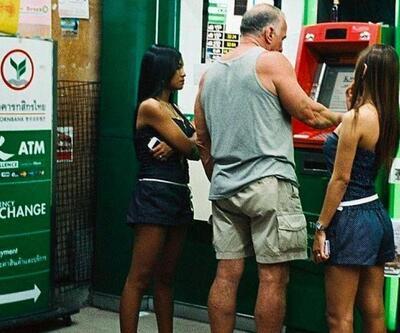 ATM'den para çeken bu adam neye sebep olduğunu bilmiyordu!