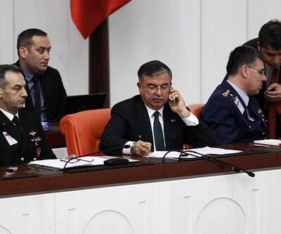 Meclis'te Suriye bilgilendirme toplantısı