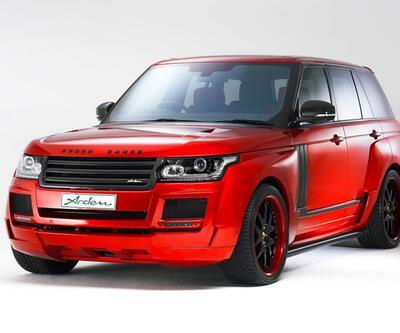 Arden yorumuyla Range Rover