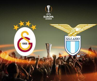 Galatasaray - Lazio maçı hakkında bilmeniz gereken 8 şey