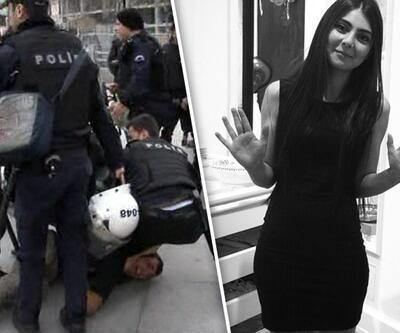 Dilek Doğan Davası öncesinde polis müdahalesi