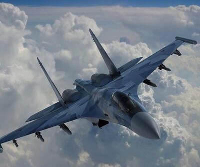 İngiliz jetlerinden Rus bombardıman uçaklarına uyarı!