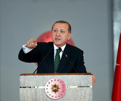 Cumhurbaşkanı Erdoğan'dan Ankara'daki terör saldırısıyla ilgili ilk açıklama