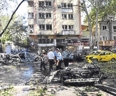 Türkiye'de son 5 yılda meydana gelen terör saldırıları