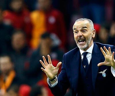 Lazio teknik direktörü afalladı!