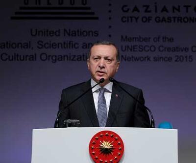 Erdoğan: Kimse Türkiye'nin meşru müdafaa hakkını sınırlayamaz