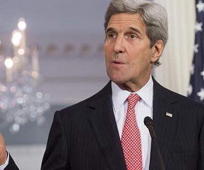 """Kerry: """"Suriye'de geçici ateşkes yakın"""""""