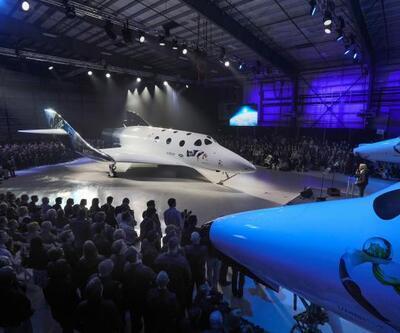 SpaceShip Two nihayet tanıtıldı