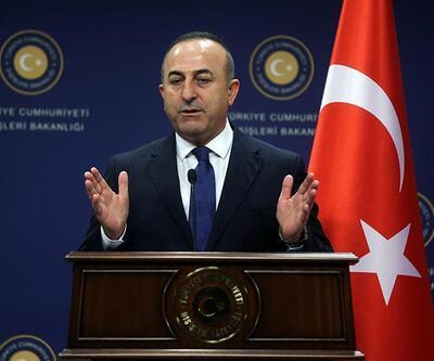 """Çavuşoğlu: """"Gündemde Suudi Arabistan ile bir kara harekatı yok"""""""