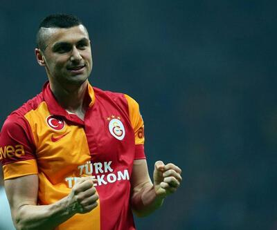 Galatasaray Burak Yılmaz'ın bonservisini açıkladı