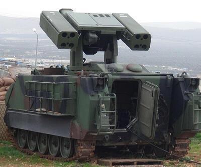 Stringer füzeleri Suriye'ye çevrildi