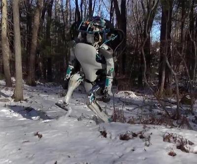 Yakında işinizi elinizden alması muhtemel Atlas Robot doğaya salındı