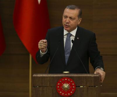 Cumhurbaşkanı Erdoğan'dan Amerika'ya mesaj