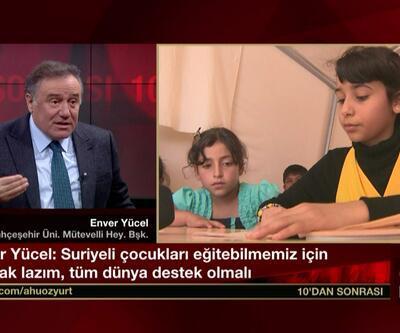 Bahçeşehir Üniversitesi'nden 300 bin Suriyeli öğrenciye Türkçe eğitimi