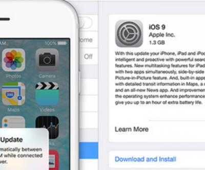 iOS 9 kullanımı ve detaylar