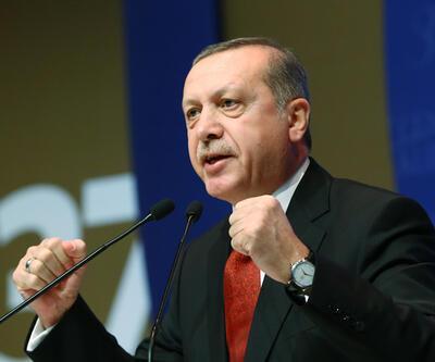 """Erdoğan: """"Demek ki konuşmam isabetli oldu"""""""